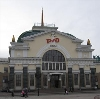 Железнодорожные вокзалы в Белой Березке