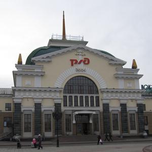 Железнодорожные вокзалы Белой Березки